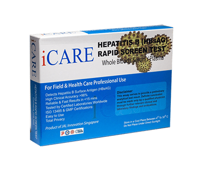 at home hepatitis-b test kit