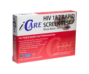 iCare HIV Test Kit